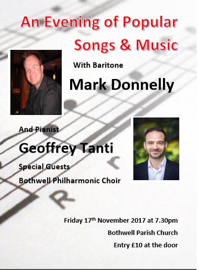 Concert 17th November