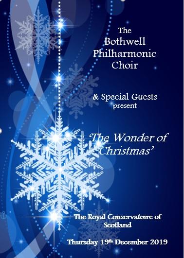 Concert Dec 2019 Poster